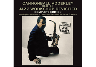 Cannonball Adderley - Jazz Workshop Revisited Complete Edition (Bonus Tracks) (CD)