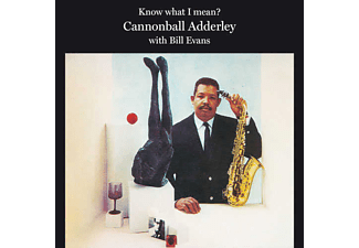 Cannonball Adderley, Bill Evans - Know What I Mean (CD)