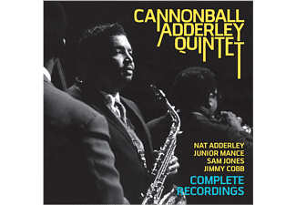 Cannonball Adderley - Complete Recordings (CD)