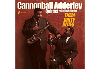Cannonball Adderley - Them Dirty Blues (Vinyl LP (nagylemez))