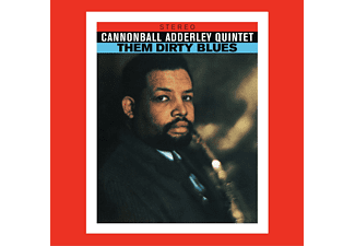 Cannonball Adderley Quintet - Them Dirty Blues (CD)