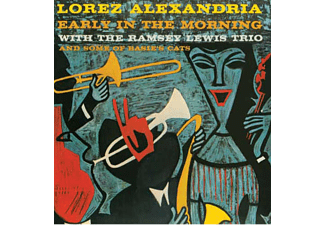 Lorez Alexandria - Early in the Morning + Deep Roots (CD)