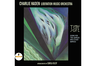Charlie Haden & The Liberation Music Orchestra - Time/Life (Song for the Whales and Other Beings) (CD)
