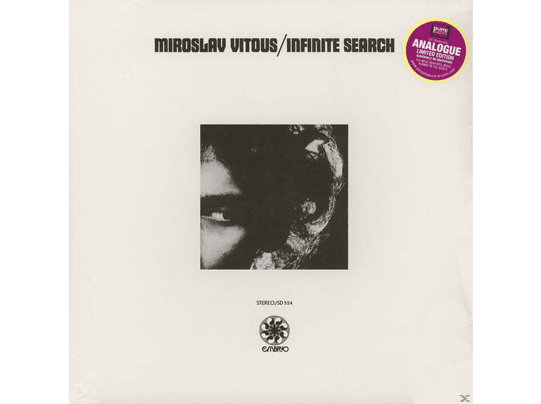 Miroslav Vitous - Infinite Search [Vinyl]