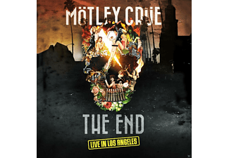 Mötley Crüe - The End-Live In Los Angeles - (DVD + CD)