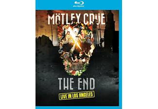 Mötley Crüe - The End-Live In Los Angeles - (Blu-ray)