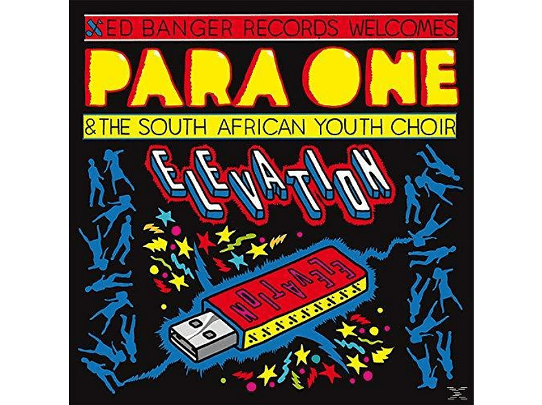 Para One & The South African Y - Elevation (Lp) [Vinyl]