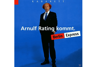 Arnulf Rating - Berlin Express - (CD)