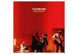 The Last Shadow Puppets - The Dream Synopsis EP (12inch+MP3) - (LP + Download)