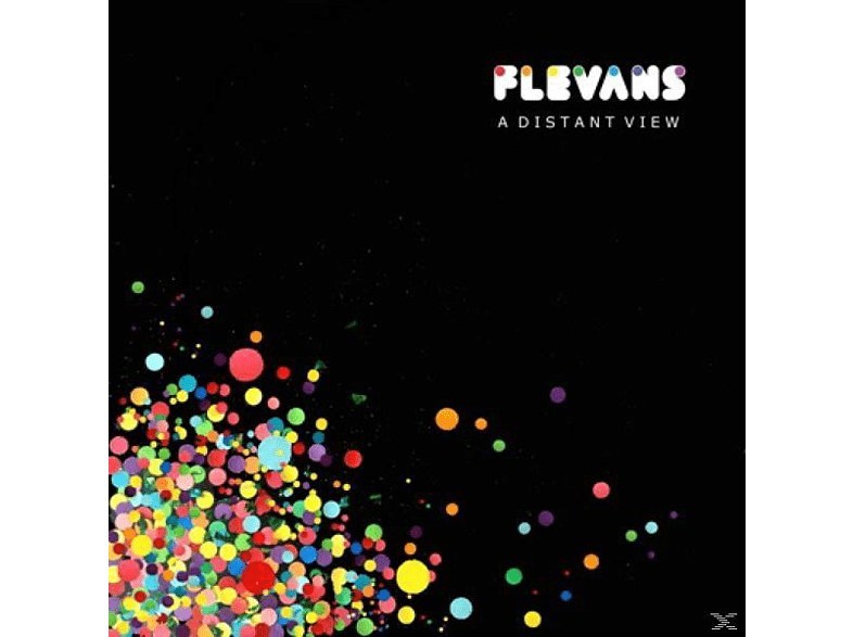 Flevans - A Distant View  [CD]