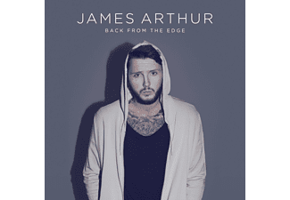 Arthur James - Back From the Edge (CD)