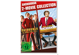 Anchorman Box - (DVD)