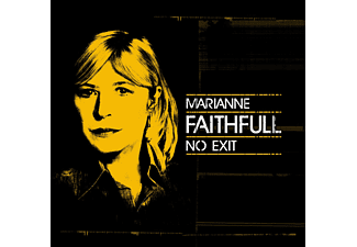 Marianne Faithfull - No Exit (CD + Blu-ray)