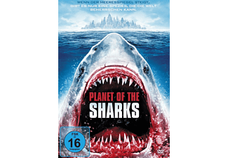 Planet of the Sharks - (DVD)