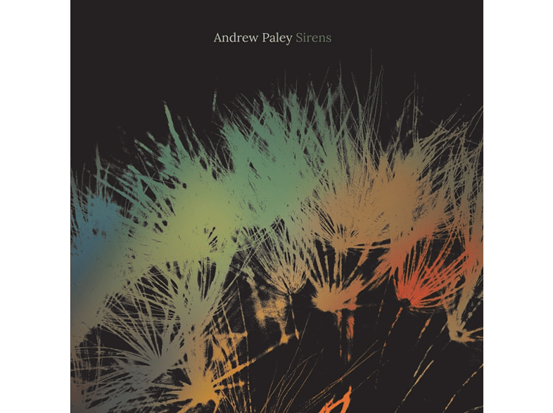 Andrew Paley - Sirens  [CD]