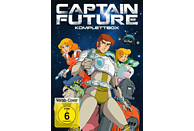 Captain Future - Komplettbox [DVD]