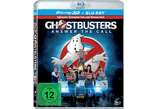 Ghostbusters - (3D Blu-ray (+2D))