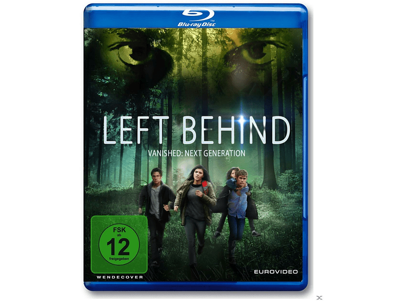 Left Behind - Vanished: Next Generation  [Blu-ray]