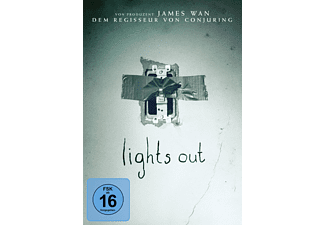 Lights Out - (DVD)