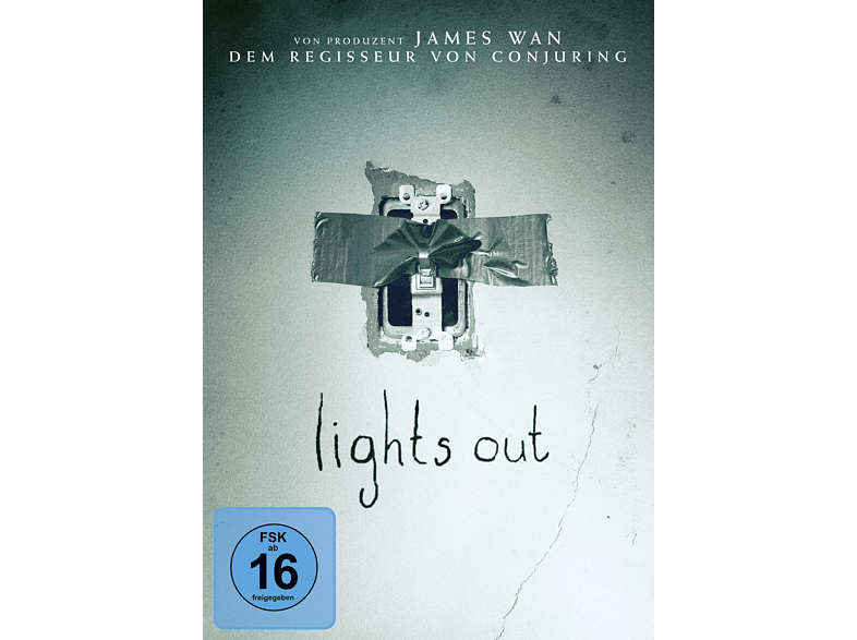 Lights Out [DVD]