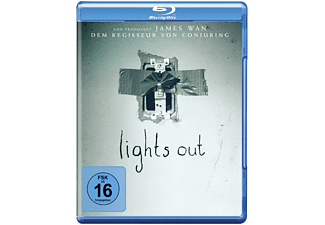 Lights Out - (Blu-ray)