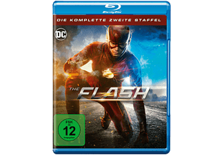 The Flash - Staffel 2 - (Blu-ray)