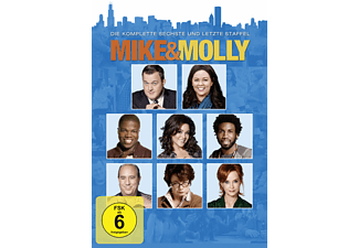 Mike & Molly - Staffel 6 - (DVD)