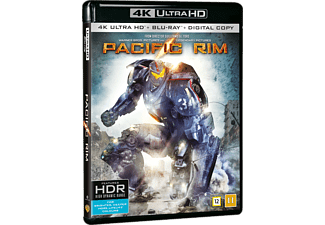 Pacific Rim 4K Ultra HD Blu-ray + Blu-ray