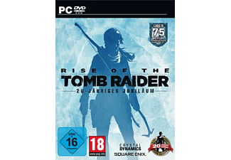 Rise of the Tomb Raider (20 Year Celebration D1 Edition) - PC