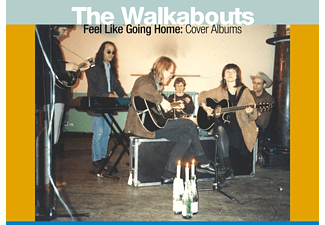 The Walkabouts - Feel Like Going Home: Cover Albums (Box-Set) - (LP + Bonus-CD)