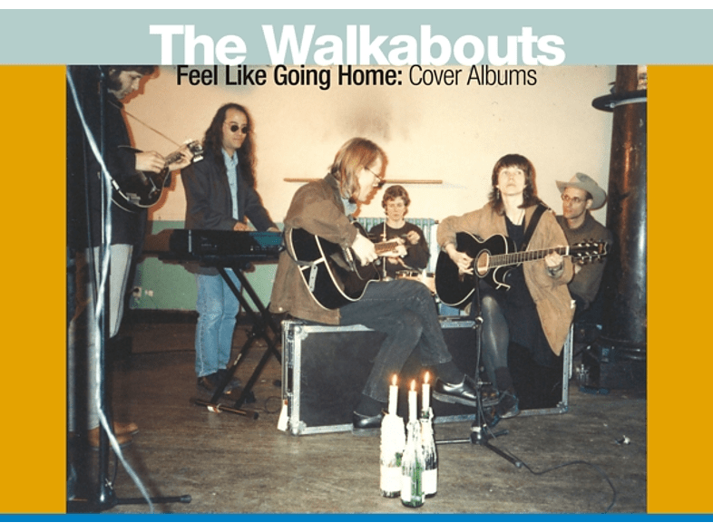 The Walkabouts - Feel Like Going Home: Cover Albums (Box-Set)  [LP + Bonus-CD]