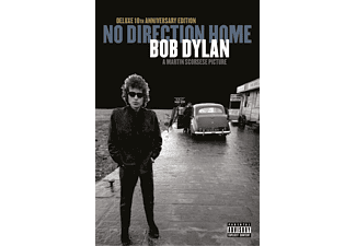Bob Dylan - No Direction Home: Bob Dylan 10th Anniversary Edt. - (Blu-ray + DVD)