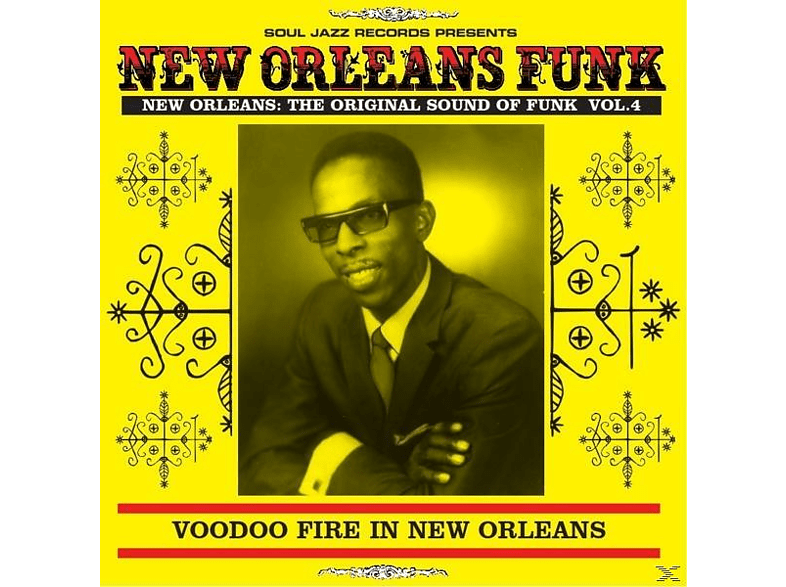 New Orleans Funk 4 - New Orleans Funk 4  [LP + Download]