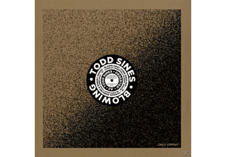 Todd Sines - Blowing - (Vinyl)