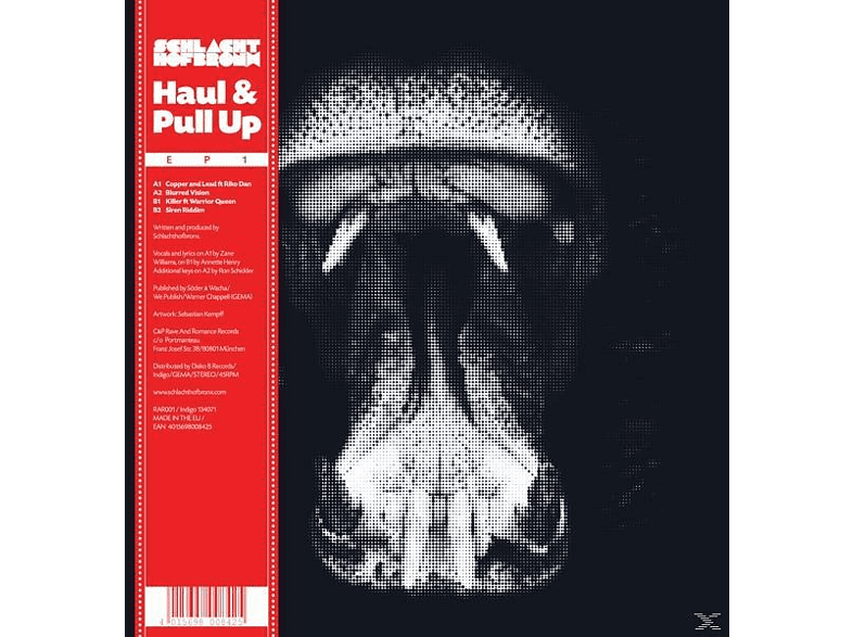 Schlachthofbronx - Haul And Pull Up EP 1 [EP (analog)]