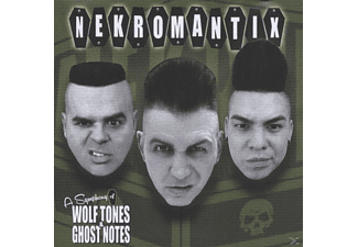 Nekromantix - A Symphony Of Wolf Tones & Ghost Notes - (CD)