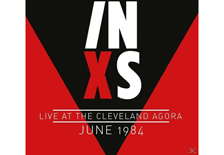 INXS - Live At The Cleveland Agora June 1984 (Red Vinyl) - (Vinyl)