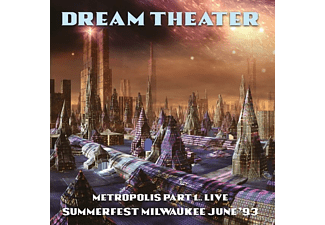 Dream Theater - Metropolis Part 1...Live '93 (2LP) - (Vinyl)