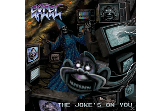 Excel - The Joke's On You - (CD)