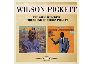 Wilson Pickett - The Wicked Pickett+The Sound Of Wilson Pickett - (CD)