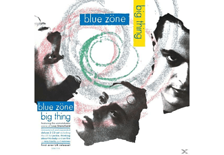 Blue Zone - Big Thing (+Bonus) - (CD)
