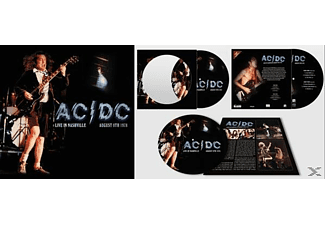 AC/DC - Live In Nashville August 8th 1978 (Picture-LP) - (Vinyl)