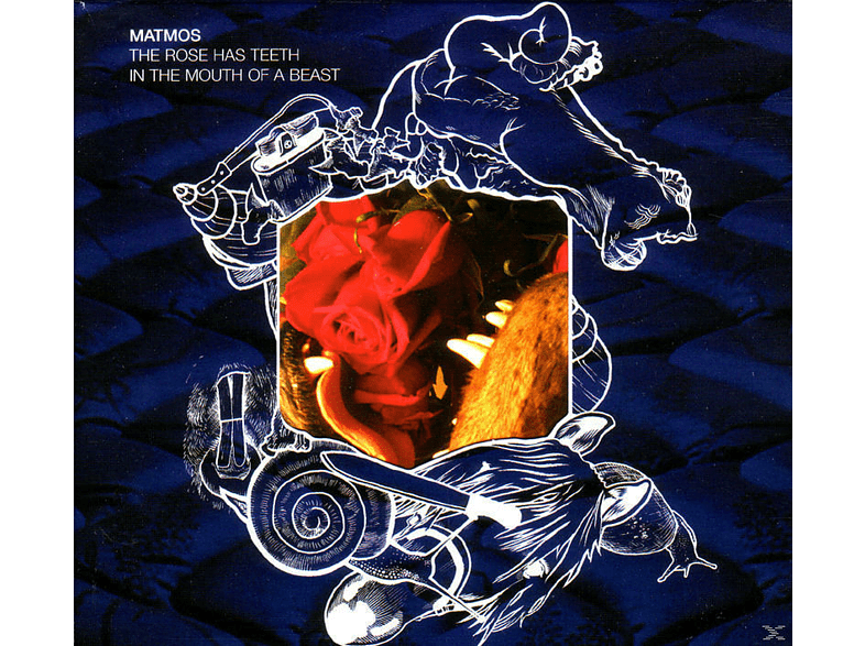 Matmos - The Rose Has Teeth In The Mouth Of A Beast [CD]