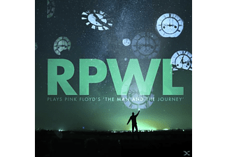 RPWL - Plays Pink Floyd's 'The Man And The Journey' - (CD + DVD Video)