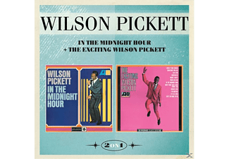 Wilson Pickett - In The Midnight Hour+The Exciting Wilson Pickett - (CD)
