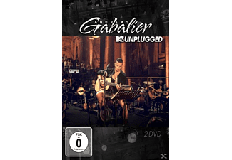 Andreas Gabalier, VARIOUS - MTV Unplugged - (DVD)