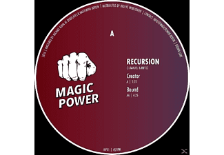 Recursion - Creator/Bound - (Vinyl)
