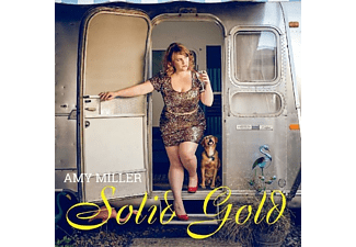 Amy Miller - Solid Gold - (CD)