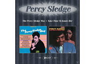 Percy Sledge - The Percy Sledge Way+Take Time To Know Her [CD]