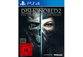 Dishonored 2: Das Vermächtnis der Maske (Software Pyramide) - PlayStation 4